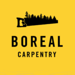 Boreal Carpentry Logo - Heather Cranston-Lesniewski, Thunder bay