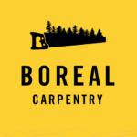 Boreal Carpentry Logo - Heather Cranston-Lesniewski, Thunder bay